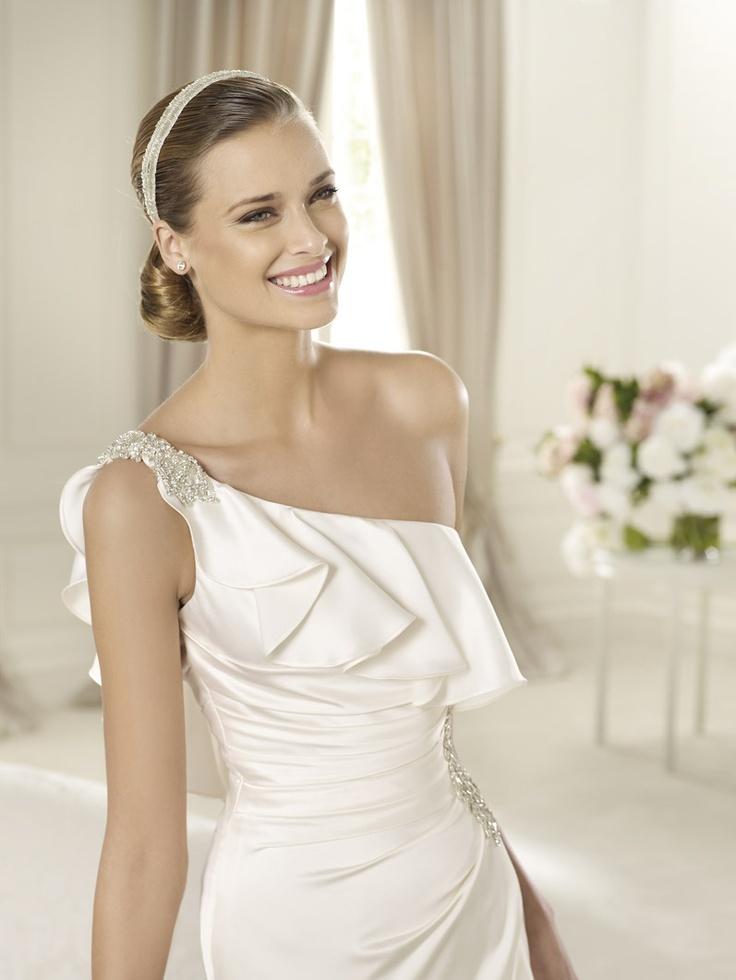 Wedding dress Datsun