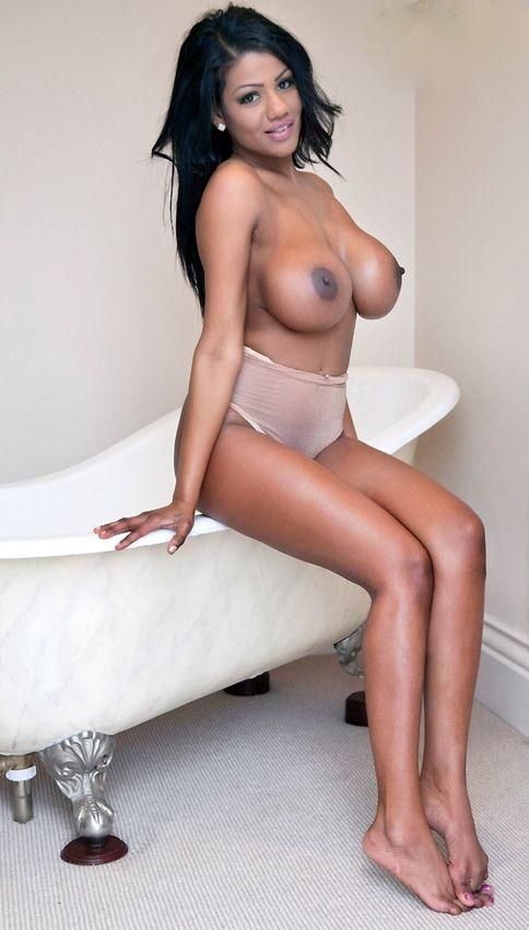 Nina conti naked
