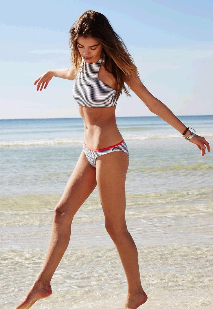 Billabong Shell Reversible Swimwear Top - Women's Swimwear | Buckle