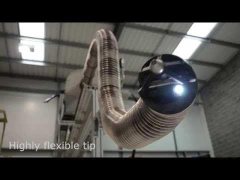 OC Robotics - Introducing the Series 2 - X125 system - YouTube