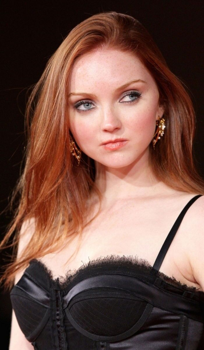picture Lily Cole Hairstyles