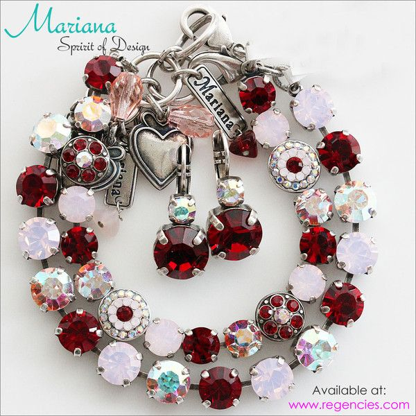 Mariana Jewelry True Romance. Available at www.regencies.com