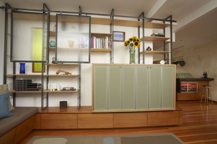 Thomas Wold bernal heights livingroom