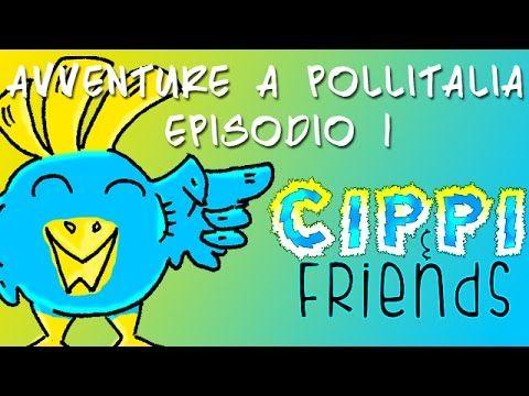 Cippi and Friends: Avventure a Pollitalia - L'arrivo di Wetty - episodio 1