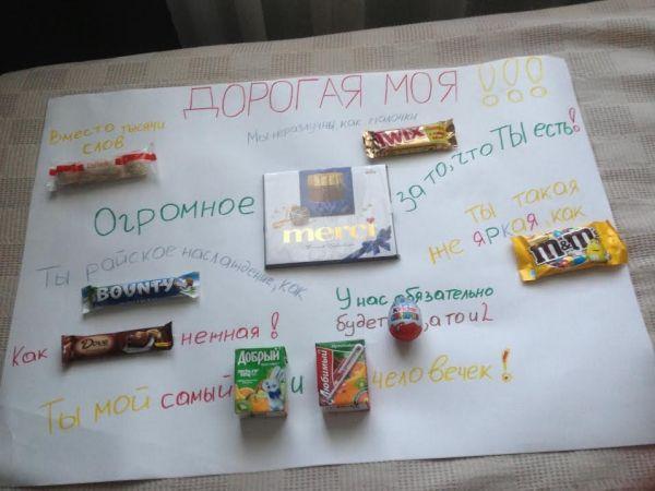 поздравления в стиле плаката с шоколадками: 14 тыс изображений найдено в Яндекс.Картинках