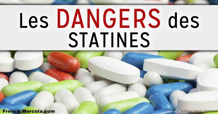 Les statines, ou médicaments contre le cholestérol, sont associées à de nombreux effets secondaires, tels que troubles musculaires, troubles sexuels, et augmentation du risque de cancer.