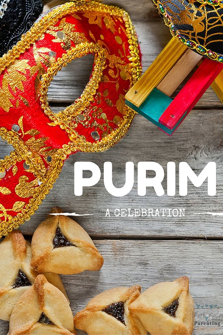 The biblical holidays can have a lasting impact on our children and our faith. Come see how we will be celebrating Purim as a family.
