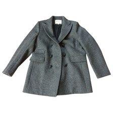 ISABEL MARANT ETOILE Wool peacoat