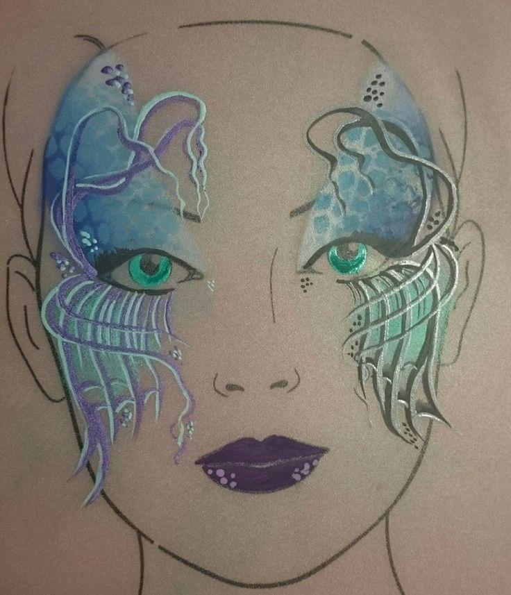 Lucy Jayne eye designs inspired by Annie Reynolds