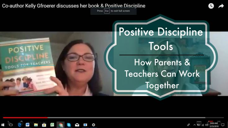 What if teachers & parents used common tools and language for problem solving? My interview with Kelly Gfroerer, co-author of Positive Discipline Teacher Tools & Executive Director of the Positive Discipline Association
