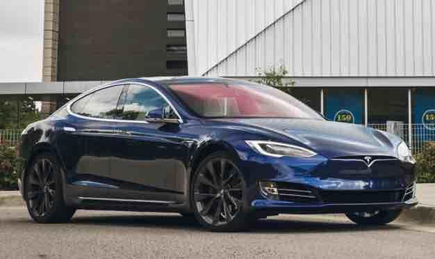 2019 Tesla Model S 100d Tesla Model S Honda Civic Coupe Tesla