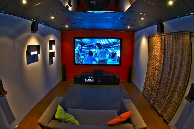 Home Theatre Demo Room AVC Installations