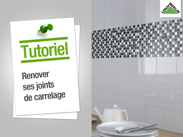 15 best bricolage images on Pinterest Bath room, Bathroom and - comment boucher une fissure dans un mur exterieur