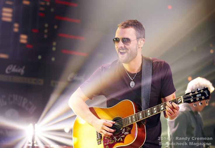 Eric Church at Austin City Limits