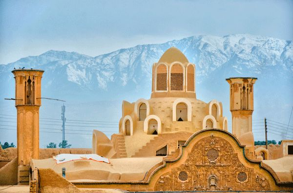 Travel To Iran | Kashan single day tour / join us for visiting Iran