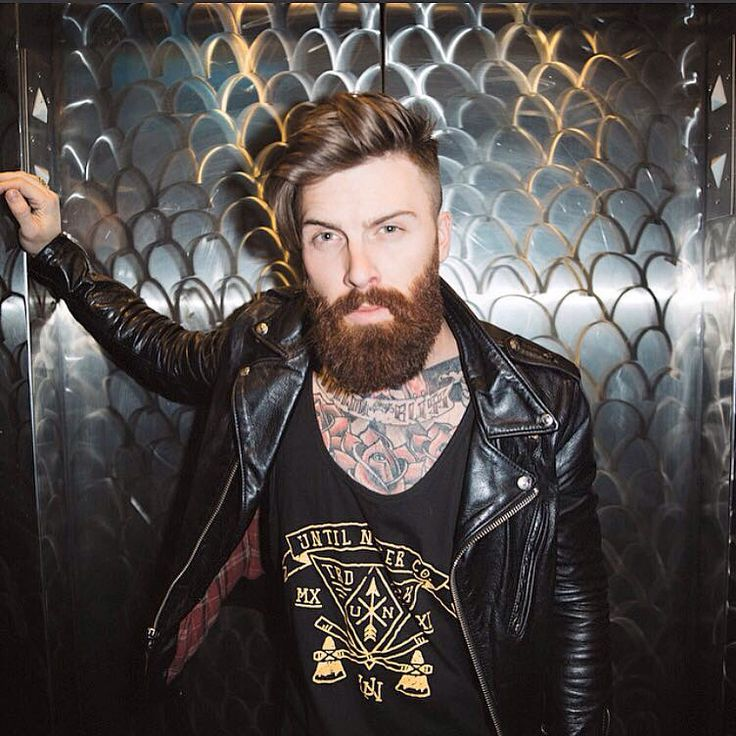 17 best images about beard and tattoos yum on pinterest nick bateman travis deslaurier. Black Bedroom Furniture Sets. Home Design Ideas