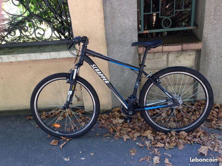 Vélo vtt bitwin scrapper 27,5 suspension