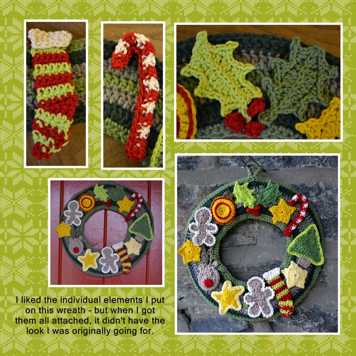 Fly the Coop Crafts: A Crochet Christmas