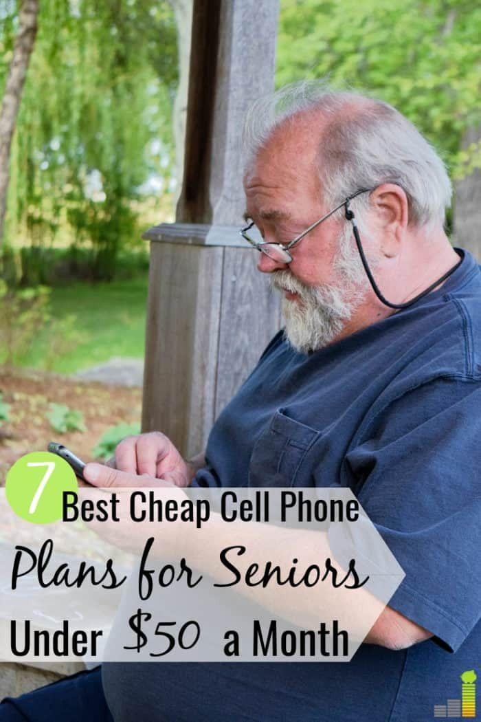 7 Best Cell Phone Plans For Seniors Phone Plans Best Cell Phone Cheapest Cell Phone Plans