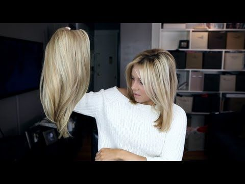 Review: Jessica Simpsons Hair-Do Extensions Video - YouTube ~~ Ordering Mine Today!!!