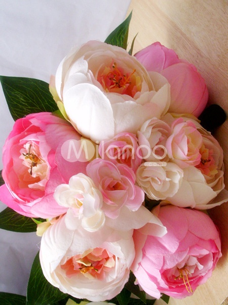 Camellia Wedding bouquet