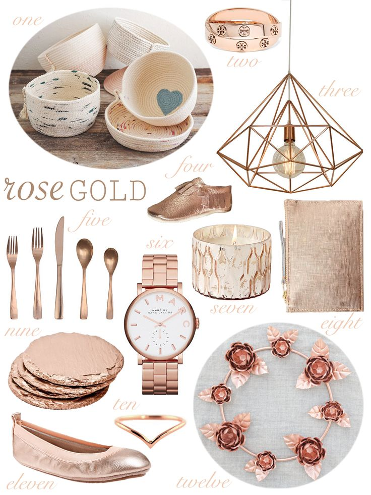 Current Obsession – Rose Gold