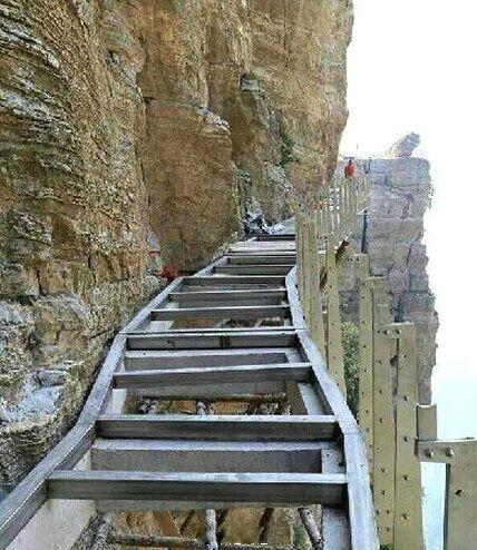 amazing china mountain glass walkway zhang jia jie china