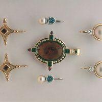Bespoke Jewellery » Bespoke Earrings