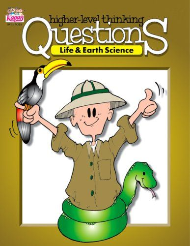 Higher Level Thinking Questions  Life And Earth Sciences