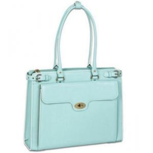This is the most perfect Tiffany blue briefcase...A wonderful combination of professional and feminine, just bought it!