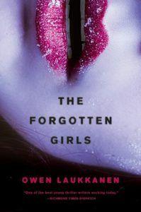 Owen Laukkanen signs The Forgotten Girls, hosted by Linda Castillo, Thursday, March 16, 7-8 PM.