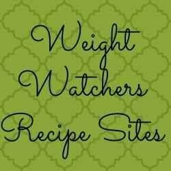 Weight Watcher Recipe Sites