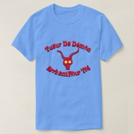 demon slayer coming for you in French T-Shirt - click/tap to personalize and buy