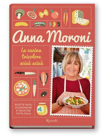 Tutta la semplicità e la bontà della tradizione gastronomica italiana condita con il tocco magico di Anna Moroni.