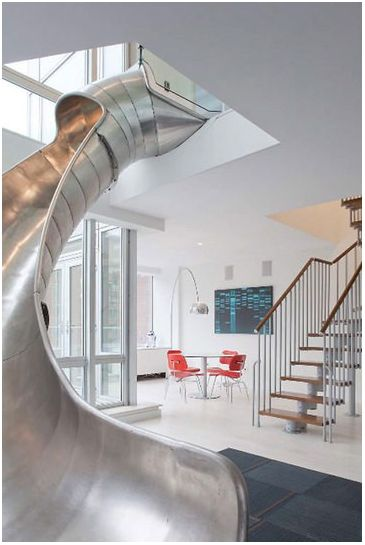 are you serious?! coolest house on the block. :) look @David Lauderdale , @Claire Powell found the slide I was looking for! Thanks Claire!!