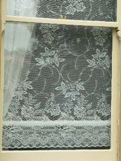 Curtains And Blinds Stiffened Lace They Are Sooo