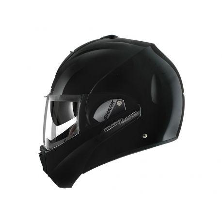 Casco Shark Evoline Series3 Uni Negro BLK HE9350EBLK.Donde comprar casco moto Shark Evoline Series 3 Uni BLK Black