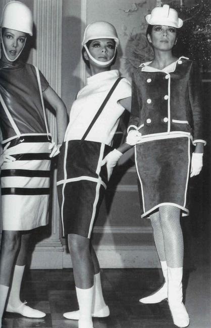 L'évolution de la mode vestimentaire après la Seconde Guerre mondiale Mary Quant