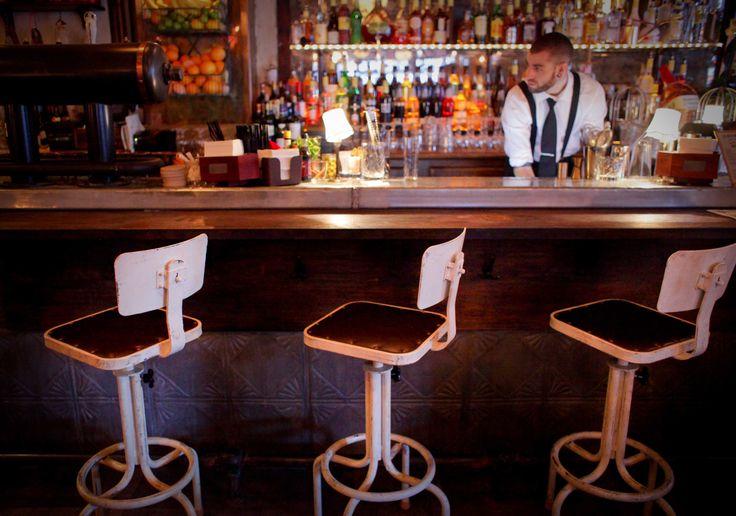 Détails Bar Petit Poucet Paris #bar #brasserie #paris #
