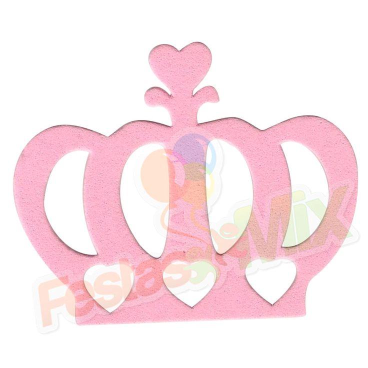 molde coroa feminina - Pesquisa Google