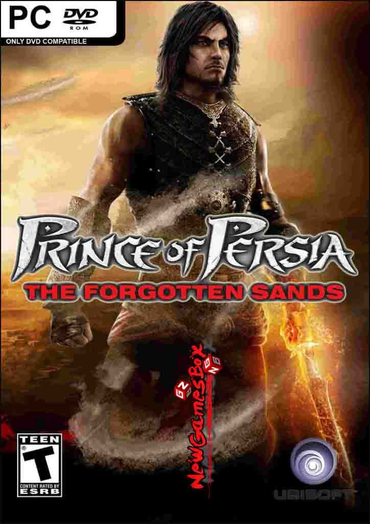 Prince of Persia The Sands PC Game Free