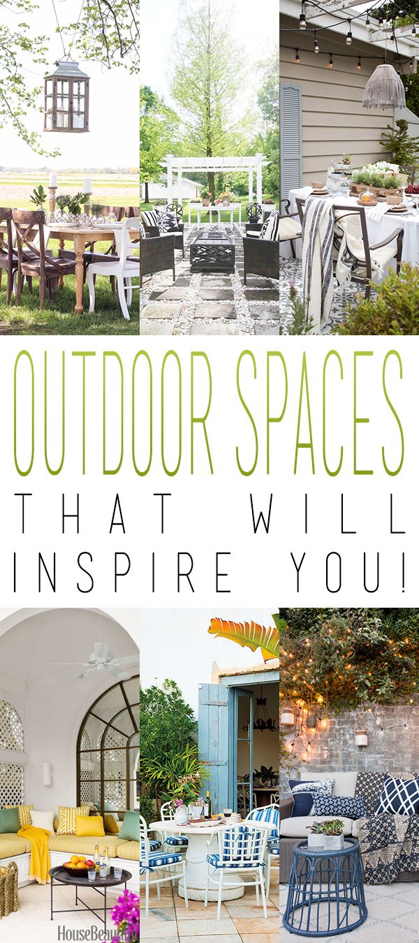 Outdoor Es That Will Inspire You