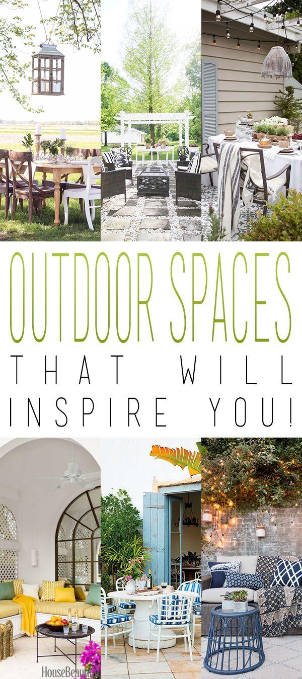298 best Patio & Garden images on Pinterest | Bricolage, Backyard ...