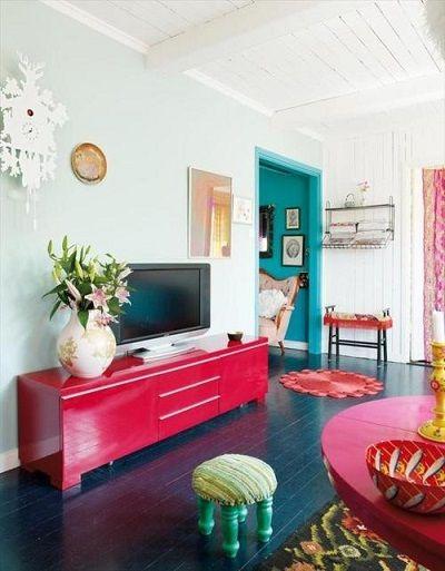 yaratici boya projeleri duvar kapi mobilya mutfak dolap cerceve sandalye boyama teknikleri (2)