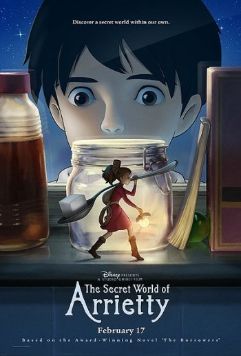 The Secret World of Arrietty :)