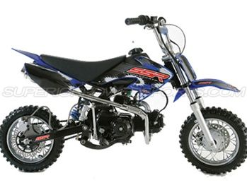 For baby girl. When she's a little older! SSR 70cc Dirt Bike Type C