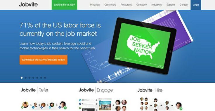 Get Job Offers Using Jobvite Facebook App
