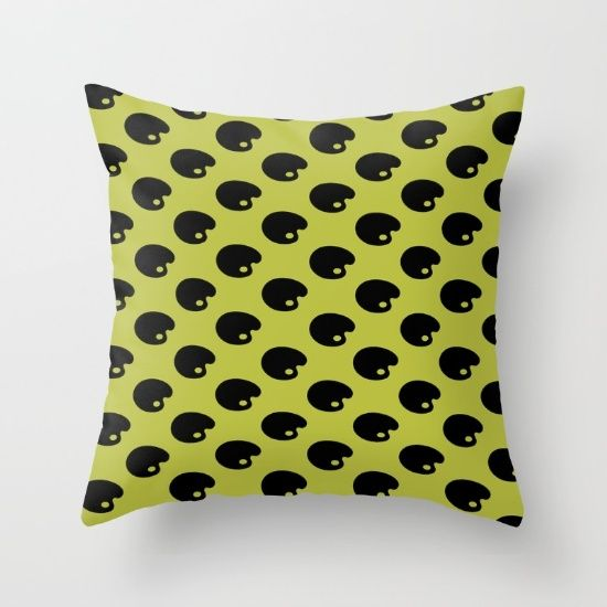 Buy Palette-d Throw Pillow by Mindssgreen. Worldwide shipping available at Society6.com. Just one of millions of high quality products available.