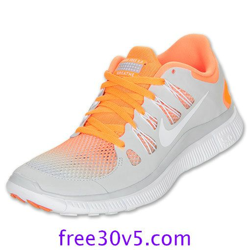Off Nike Shoes Sale,Nike Free Womens Bright Citrus White Pure Platinum  580601 810