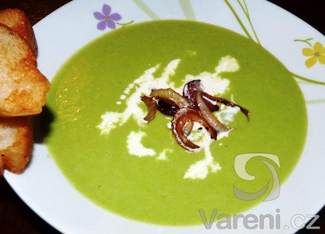 Recept na zdravou, lahodnou a rychlou polévku.